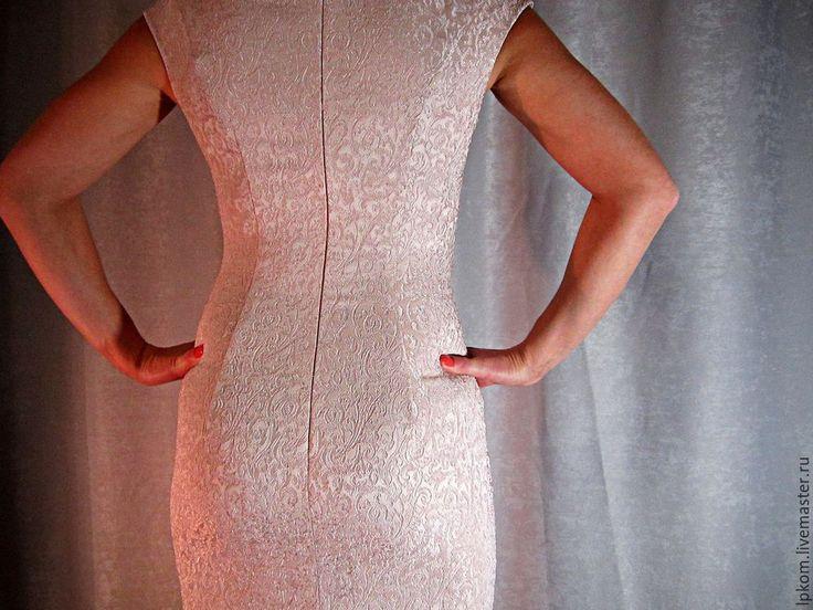 Видеоурок: дублирование шва спинки платья - Ярмарка Мастеров - ручная работа, handmade