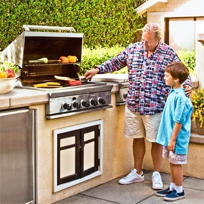 Article on how to clean your grill and prep for the season.