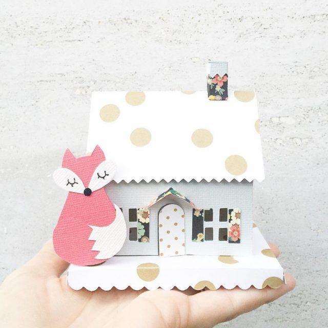 Questo mese l'artigiana che vi presentiamo è una maga con la carta, la dolce Sara I love mint.