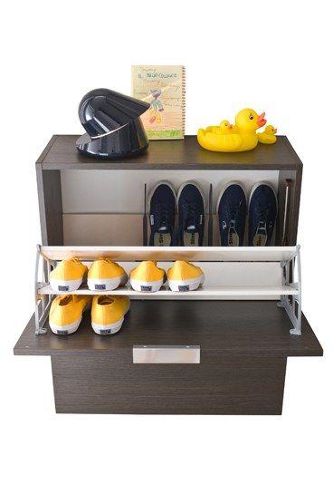 Oltre 25 fantastiche idee su scarpiere su pinterest - Idee per case piccole ...