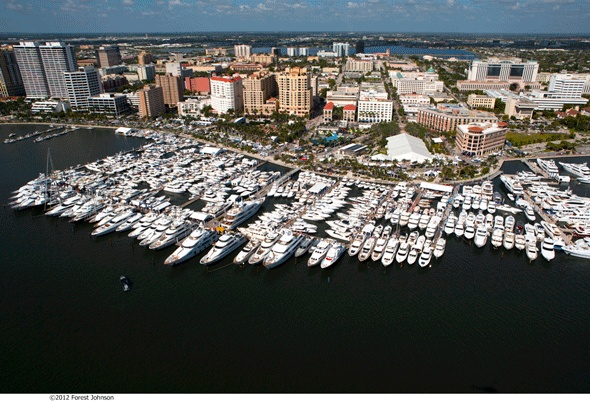 Palm Beach International Boat Show - March 21 - 24