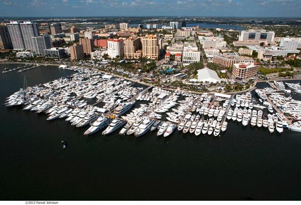 Palm Beach International Boat Show - March 21 - 24