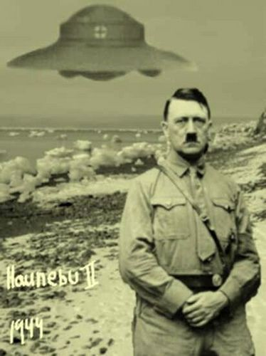 """VRIL! It was decided that a Vril 7 """"Jäger"""" would be sent through a dimension channel independent of the speed of light to Aldebaran. According to N. Ratthofer (writer), a first test flight in the dimension channel took place in late 1944. http://www.esotericonline.net/profiles/blogs/the-thing-that-was-hitler"""