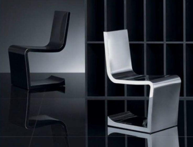 Cantilever chair MARCEL by Megaron by Makomim   design Derya Akdurak