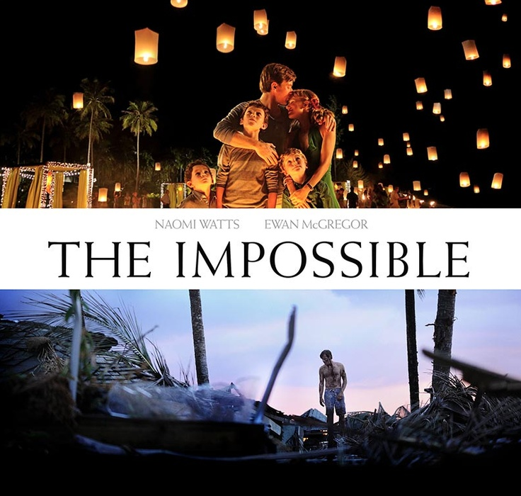 The Impossible 2012 Full Movie Online