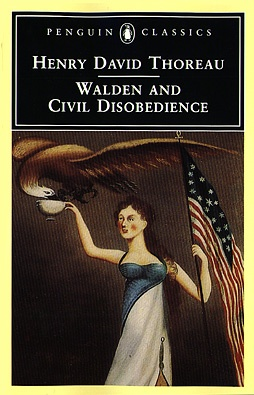 walden and civil disobedience Civil disobedience, by henry david thoreau essay 1178 words | 5 pages civil disobedience by henry david thoreau was a means of educating people on why they should not settle for a less than perfect government.