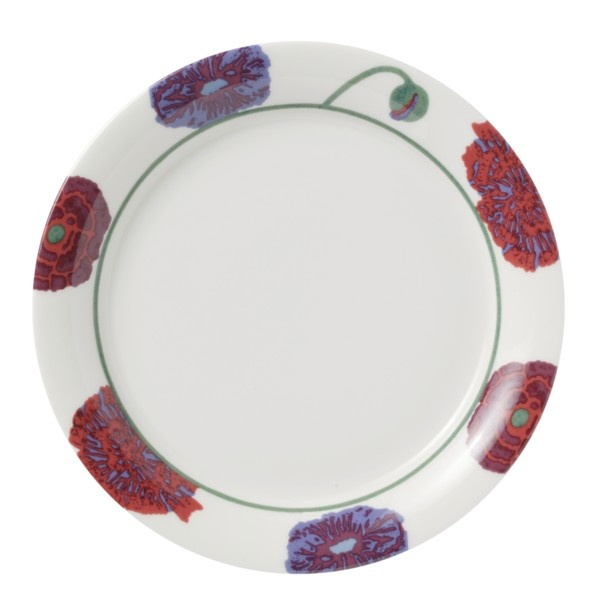 Illusia Plate Flat, Arabia