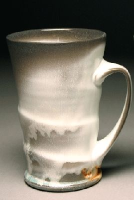Full Victory Pottery by Matt Long (Whee-thrown, Soda Fired Porcelain)