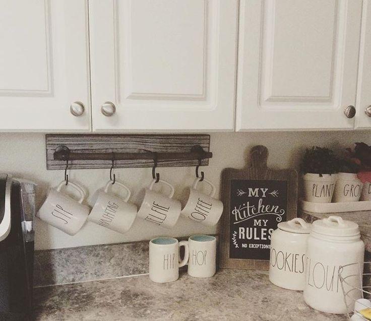 Rae Dunn Love Home Decor Pinterest Kitchens
