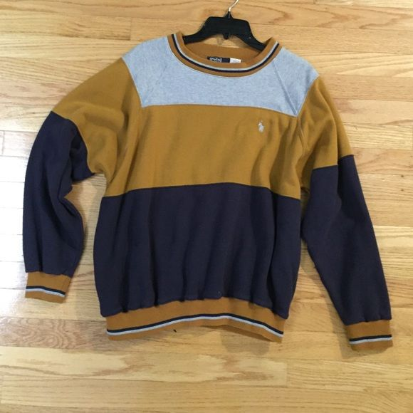 Vintage Polo Pullover pair these with Timberlands and jeans! men's Medium, fits women's medium/large Polo by Ralph Lauren Tops Sweatshirts & Hoodies