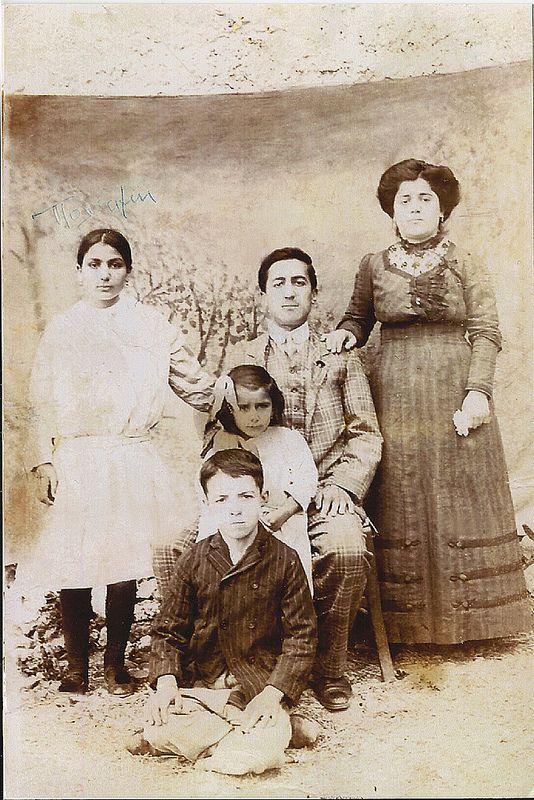 1919 Family Portrait