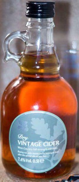 National Trust Dry Vintage Cider