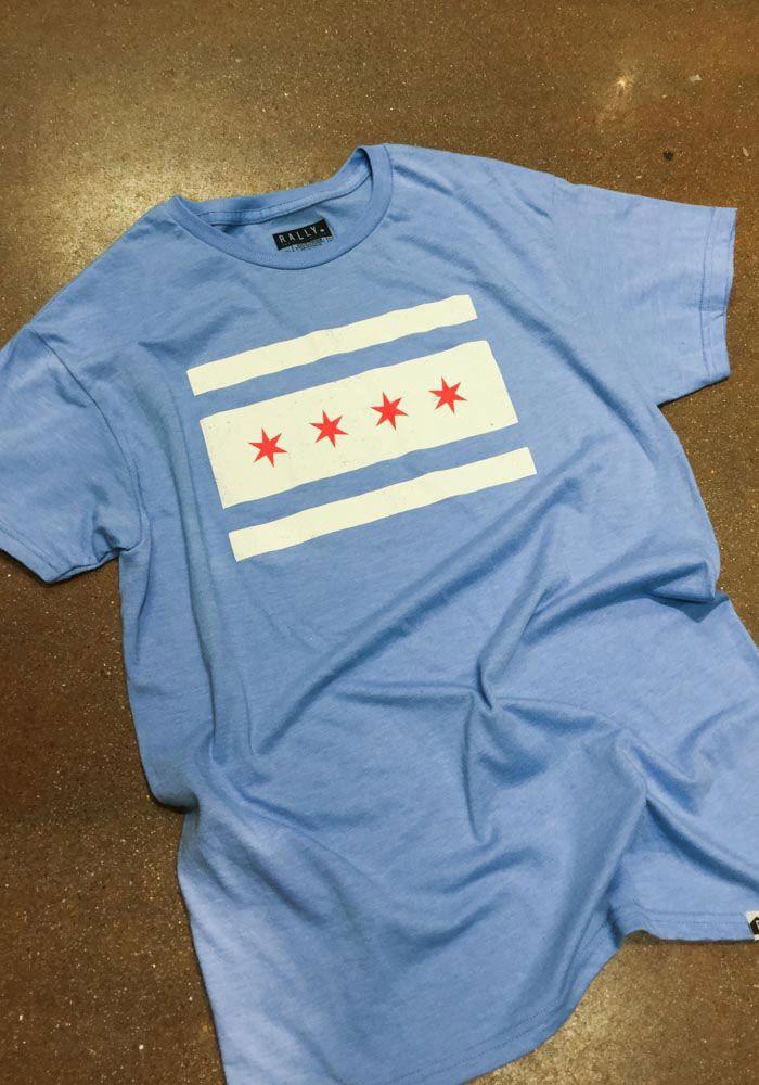 Chicago Flag Logo Toddler T-Shirt