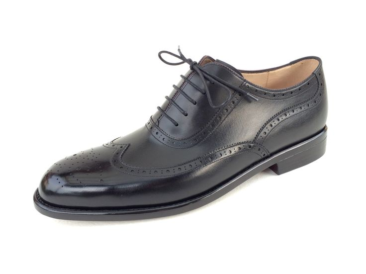 ZACHARIAS - Full Brogue Oxford #bespoke #shoes