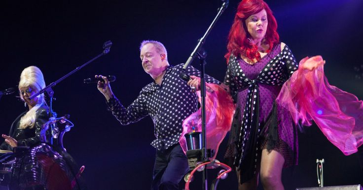 Simple Minds & The B52's, Auckland NZ, 2017