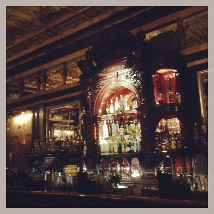 Marble Bar at the Hilton Sydney Hotel