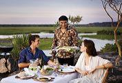 En Australia somos los reyes de las cenas al aire libre.