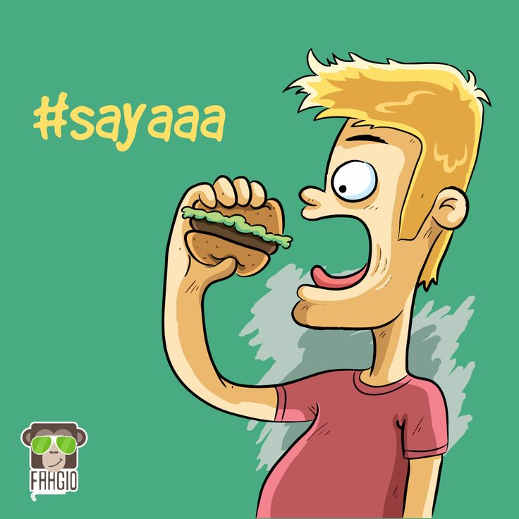 How wide do you open your mouth for a burger?  #burger #mouth #foodie #foodlovers #sayaaa #Faagio