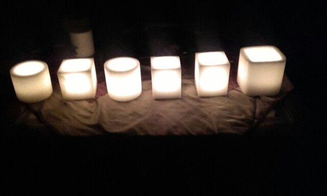 Κουφωτα κερια