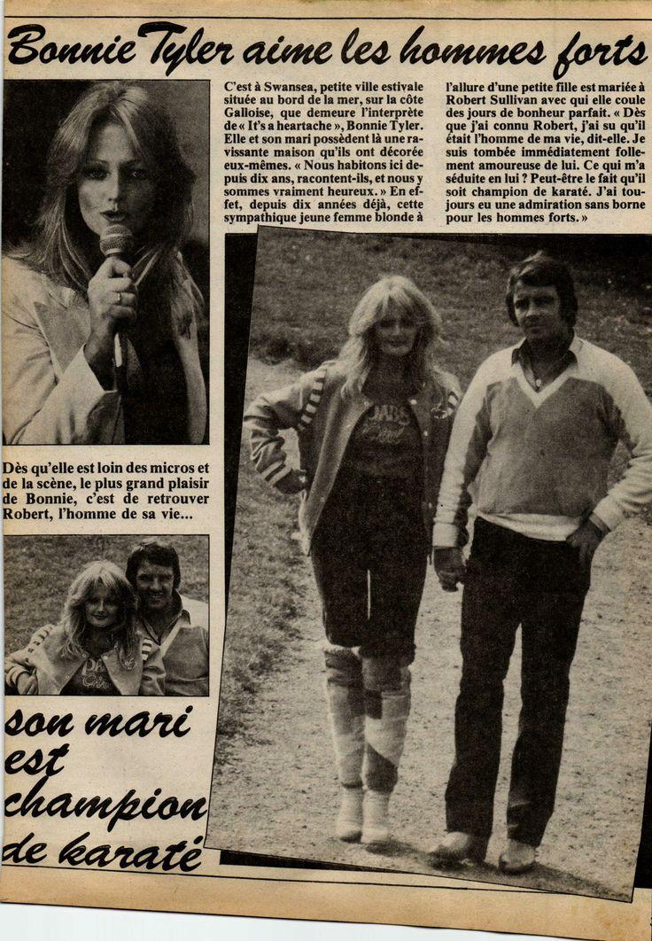 #BonnieTyler #Young #GaynorSullivan #GaynorHopkins #70s  www.the-queen-bonnie-tyler.com/