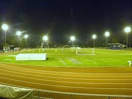 Cricklefield Stadium, Ilford - also home of Barkingside FC