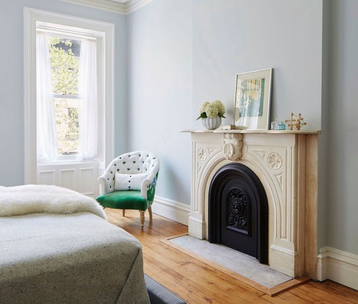 Italianate-Style Row House in Brooklyn Gets an Elegant Upgrade - http://freshome.com/italianate-style-row-house-brooklyn/