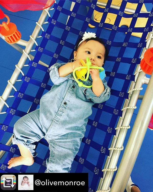 We love this adorable post and look forward to creating many more memories with her and her family 💗Repost from @olivemonroe - Lounging around at the gym #babies #baby #fun #instababy #instadaily #picoftheday #model @gymboreesd #babyfun #mixedgirl #sandiegoconnection #sdlocals #4sranchlocals - posted by Gymboree Classes San Diego https://www.instagram.com/gymboreesd. See more post on 4s Ranch San Diego at http://4sranchlocals.com