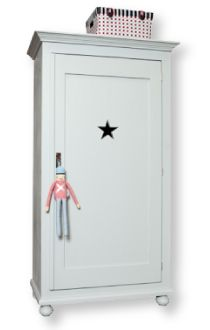 1-deurskast Jip | Kinderkamer in Stijl via kinderkamerstylist