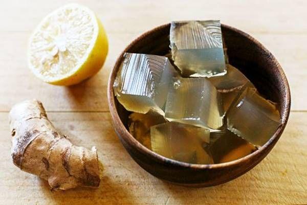 Ez a citromos-gyömbéres gyógyító zselé erősebb, mint sok gyógyszer!