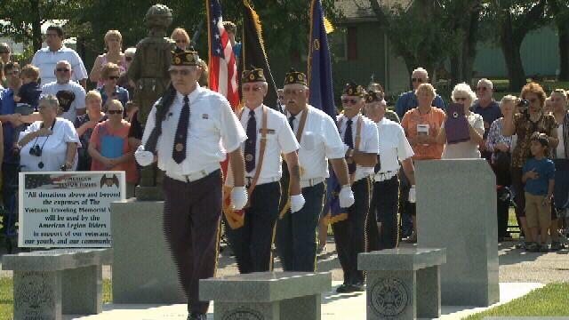 More than 130 Vietnam veterans receive long awaited recognition