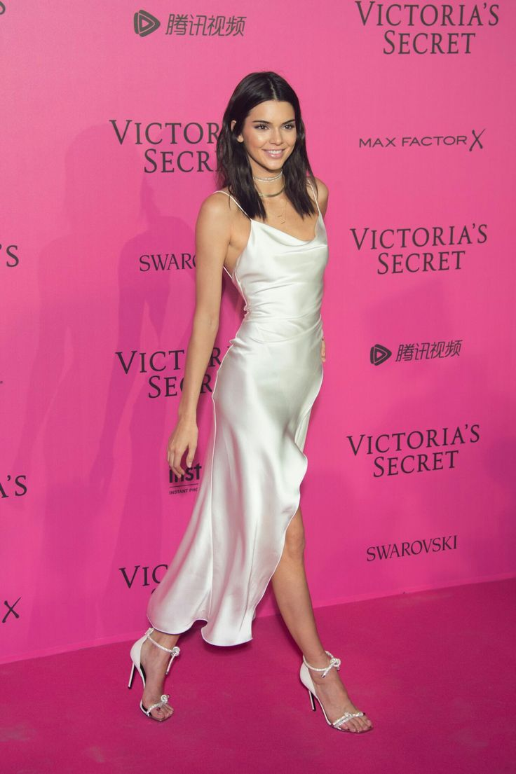 Kendall Jenner Victoria's Secret After Party | @nickibryson