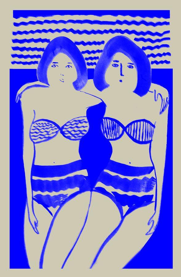 LAKE LASHAWAY - Anna Topuriya