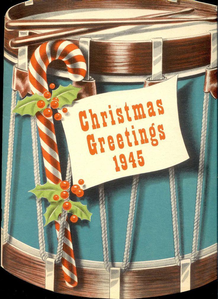 Christmas Greetings 1945
