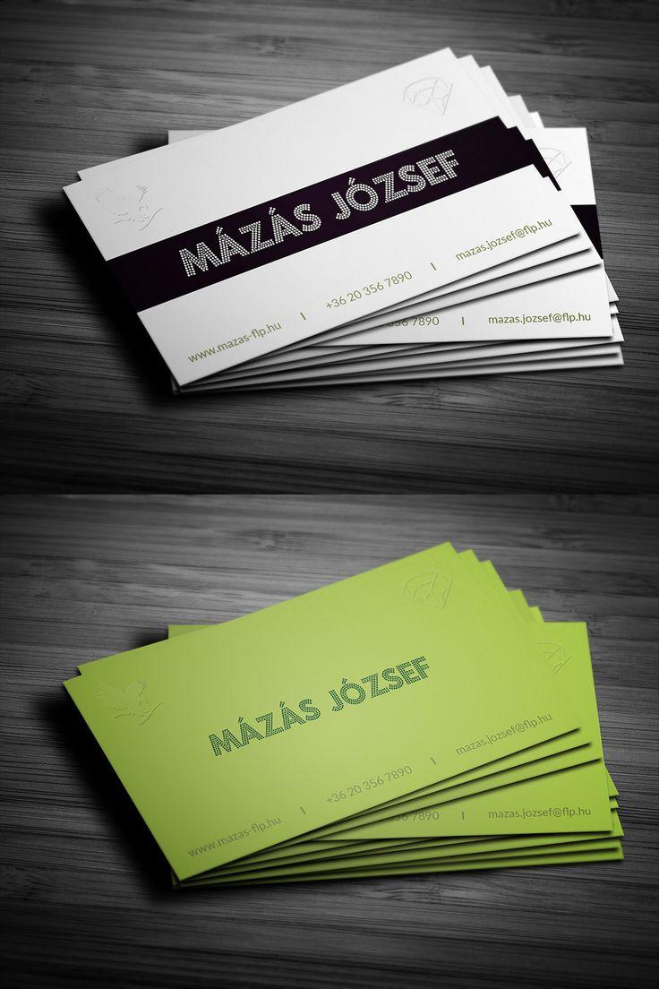 Business Card Version EF