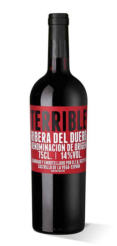 Terrible Tempranillo 2013 | Rotwein, Ribera del Duero D.O. kaufen / bestellen | Hawesko Shop