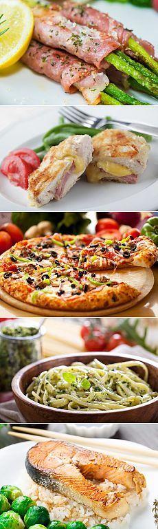 Рецепты ужина за 15 минут