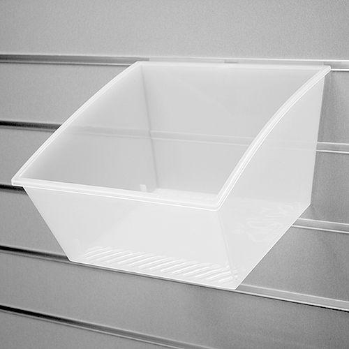 Короб пластиковый прозрачный, 01-250-CL