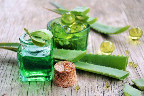 Combate la flacidez y las arrugas con gel de pepino y aloe vera - Mejor con Salud