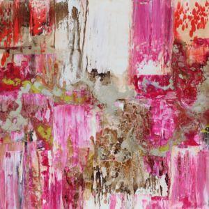 abstracto texturas fucsia