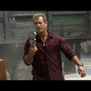 Mel Gibson - Em 'Os Mercenários 3' (2014).