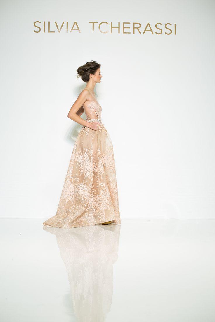 Silvia Tcherassi - Spring Summer 2015 #SilviaTcherassi #Atelier #SpringSummer #designercollection #fashiondesigner #runway #gown