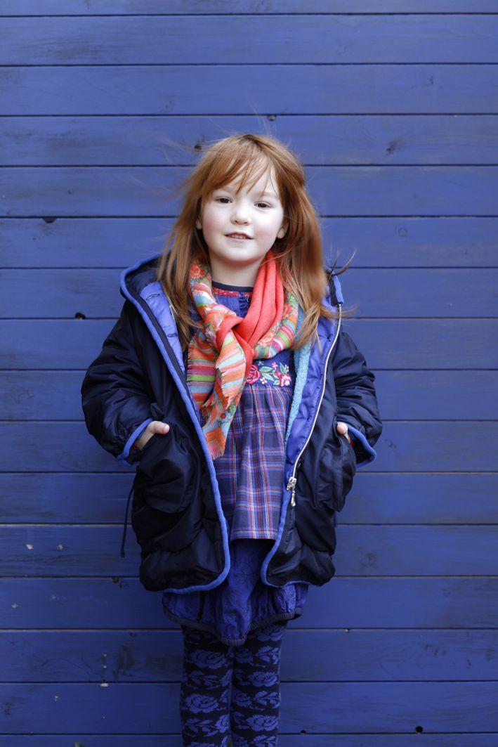 #Oilily #lancering_oilily 2009 #model #lova #kindermodel #rood_haar #netherlands