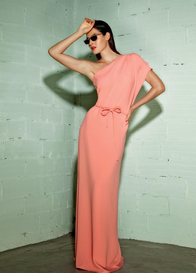 La colección SS 2013 Heaven de Dolores Promesas 2: Los vestidos largos #fashion, #moda, #vestidos
