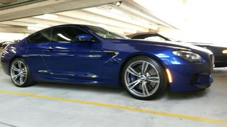 BMW M 6 with ceramic window tint in Orlando,  F.L.