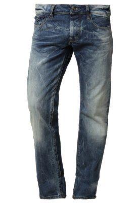 G-Star MORRIS LOW STRAIGHT - Straight leg jeans - blå