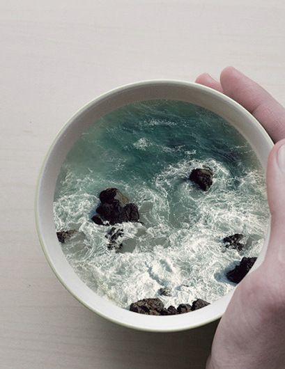 Un bol d'évasion