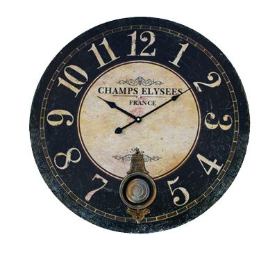 clock for living room