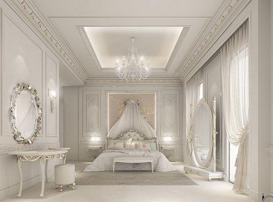 Bedroom Design - Al Khobar-KSA