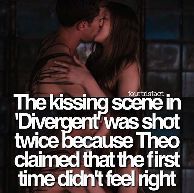 Of course, Theo was just trying to do it right, what a professional!!!   ;););)