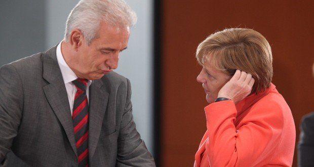 Gebührend empfangen wurde die deutsche Kanzlerin, zum Tag der Deutschen Einheit in Dresden. Neben den Freundlichkeiten von Ministerpräsident Tillich bekam sie auch Sprechchöre des Packs, oder auch Mischpoke genannt, zu hören.